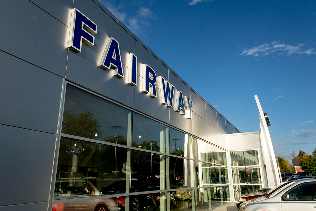 renovations to fairway ford canfield ohio baker bednar. Cars Review. Best American Auto & Cars Review