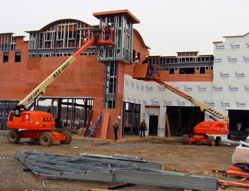 New Columbiana retail center under construction