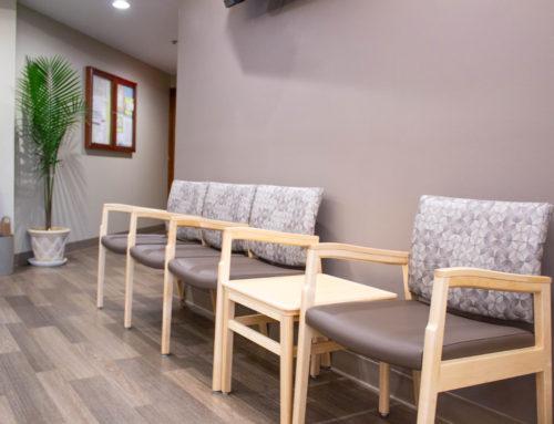 Belmont Pines Hospital Lobby