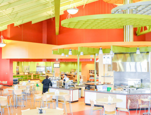 Malone College Dining Hall