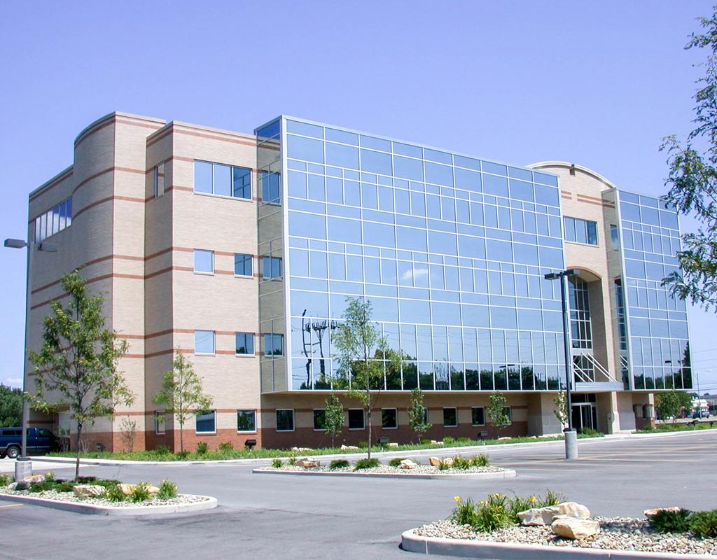 Seven Seventeen Credit Union Corporate Office Building Baker