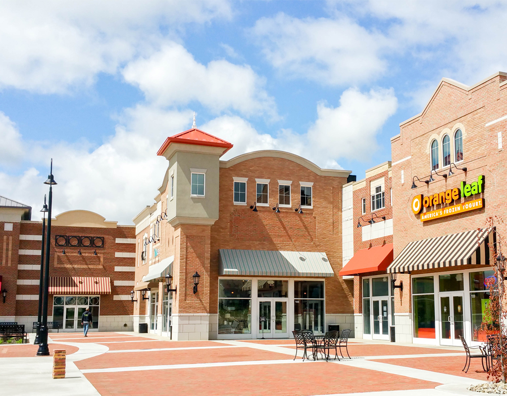 TownCenter Plaza